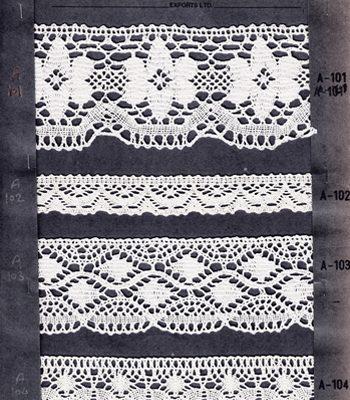 CROCHAT-LACES